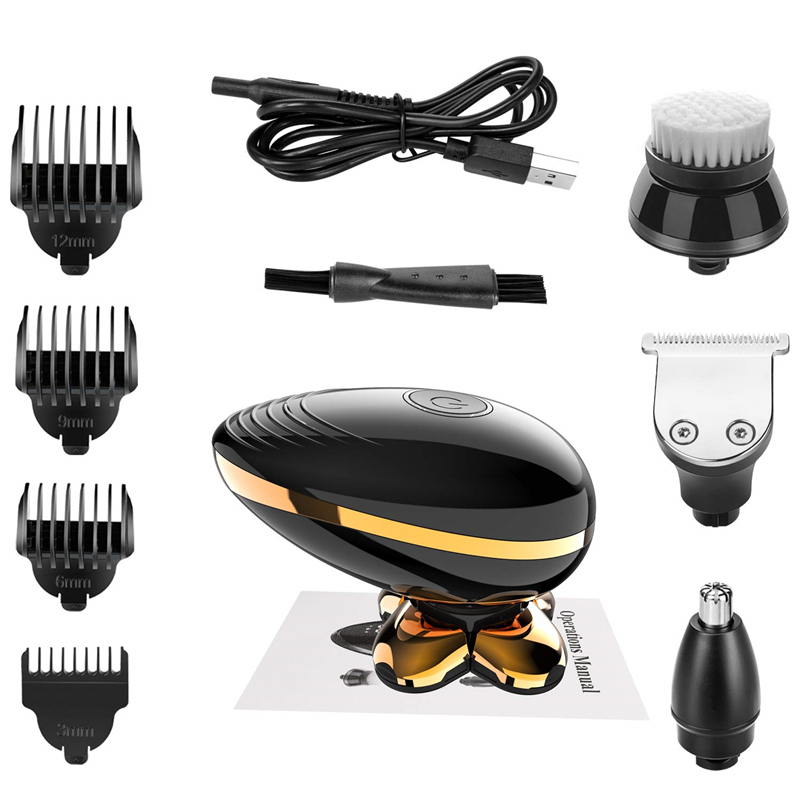 4 in1  Electric Shavers Grooming Kit for Men