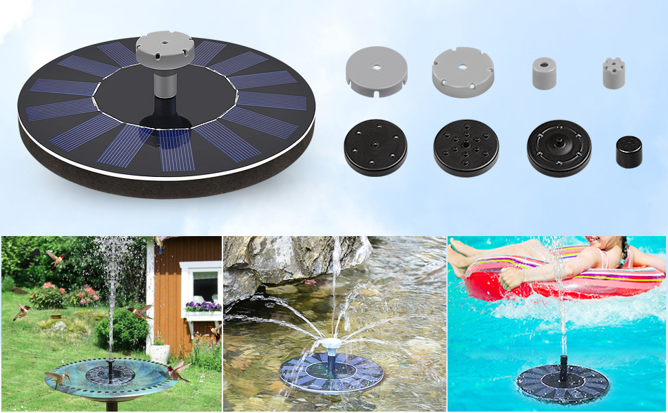 water pump  water fountain pump  solar water pump  solar water fountain  solar pump  solar powered water pump for fountain  solar powered water pump  solar powered water fountain  solar powered pump  solar powered pond pump