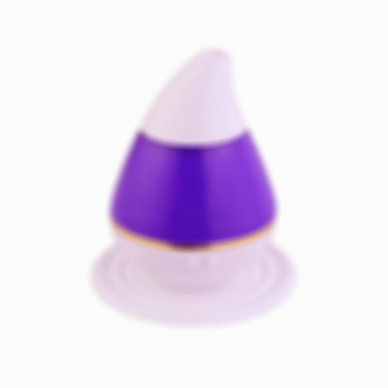 Kisslay 250ml Mini 7 LED Color Changing Ultrasonic Humidifier Air Purifier