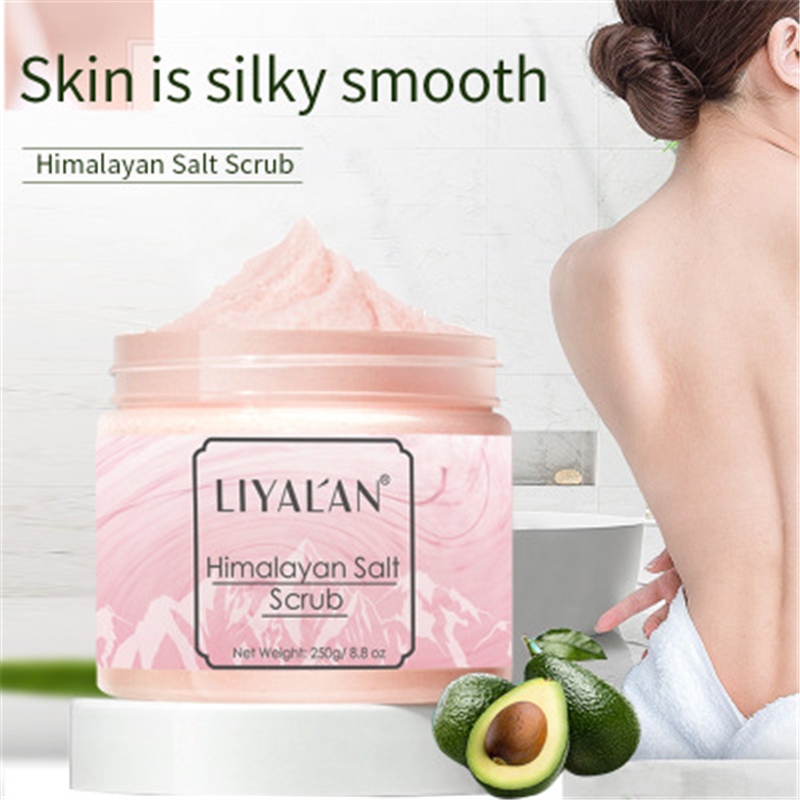 Himalayan Salt Body Scrub for Body, Foot and Hand