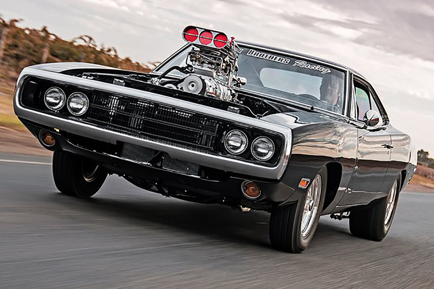 Limited Release 1970 Dodge Charger R T Fast Furious San Casta