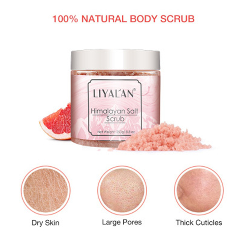 Himalayan Salt Body Scrub